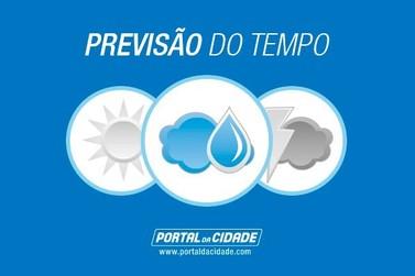 Semana deve ser instável, com chuvas irregulares por todo o Paraná