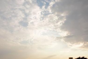 Simepar prevê chuvas isoladas para esta semana em Douradina