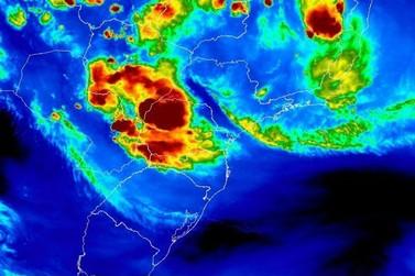 Temporal que atingiu Icaraíma registrou ventos de 72,3 km/h