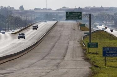 Termina obra de recuperação da PR-323 e rodovia é liberada