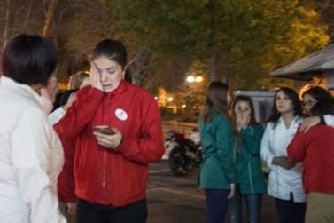 Terremoto no Chile é sentido por moradores em Cascavel