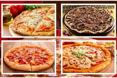 Xiru's oferece rodízio de pizzas neste feriadocom mais de 50 sabores por R$ 19,90