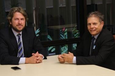 João Jorge se reúne com Zeca Dirceu para firmar parcerias