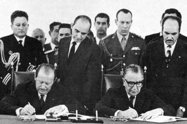 Prestes a ter revisão da parte financeira, Tratado de Itaipu completa 45 anos