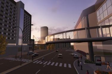 Câmara autoriza a implantação de passarelas aéreas nas vias públicas