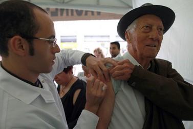Campanha de vacinação contra a gripe termina no dia 9 de junho