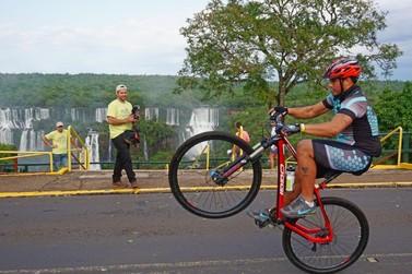Foz recebe etapa do cicloturismo no dia 20 de maio; inscrições abertas