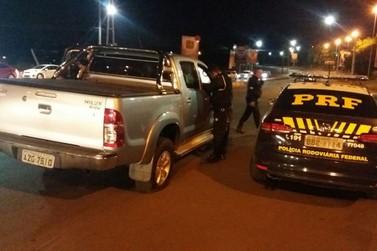 Homem é feito refém após ter caminhonete roubada no UPA do Morumbi