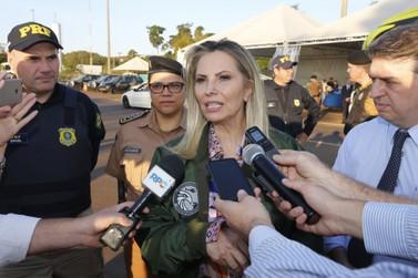 Operação une forças para ampliar segurança na fronteira