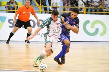 Foz Cataratas e Copagril empatam em jogo do Campeonato Paranaense