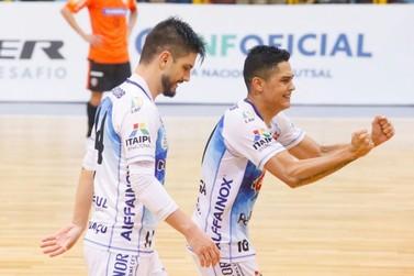 Foz Cataratas Futsal bate o campeão da Libertadores da América