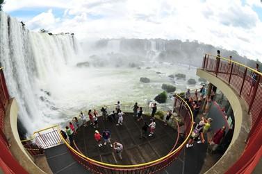Hotéis de Foz do Iguaçu têm 73% de ocupação nas férias de julho