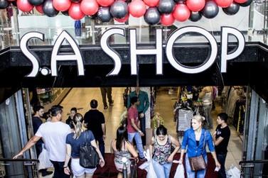 """S.A Shop realiza mais uma edição imperdível do """"Saldão Fashion"""""""