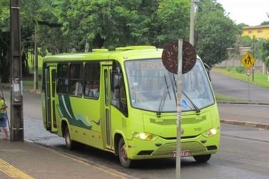 Vereadores pedem estudo para reduzir valor da passagem de ônibus