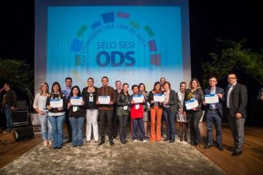 Festival das Cataratas recebe Selo Sesi ODS pelo terceiro ano consecutivo