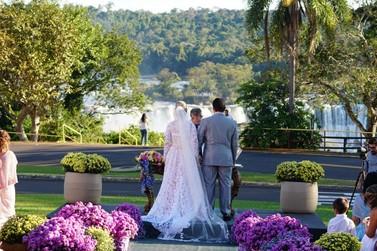 Foz entra para o circuito de destinos preferidos para casamentos no Brasil