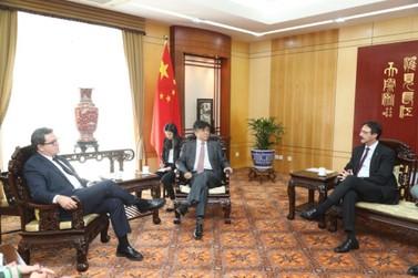 Governo chinês vai promover em Foz o Festival da Lua Cheia, em setembro