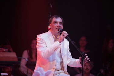 Arnaldo Antunes apresenta novo álbum na Feira Internacional do Livro