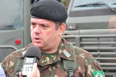 Base da operação Agata Grall do Ministério da Defesa está situada em STI