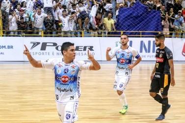 Foz Cataratas vence Magnus Futsal em partida da Liga Nacional