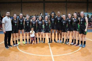 Foz do Iguaçu e Ponta Grossa chegam a final do basquete nos Jogos Abertos