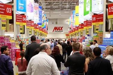 Max Atacadista derruba os preços com nova edição da promoção Dia M
