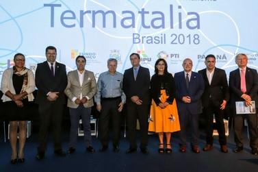 Ministro do Turismo participa da abertura da Termatalia em Foz do Iguaçu
