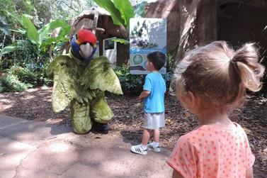 Parque das Aves celebra o Dia Mundial do Turismo com ações para os visitantes