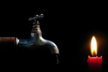 Projeto quer proibir corte de água e luz antes dos fins de semana e feriados