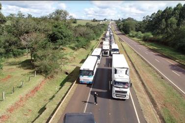 Apreensões em comboios de ônibus já ultrapassa R$ 28 milhões em 2018