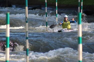 Canal Itaipu recebe o Campeonato Brasileiro de Canoagem Slalom no feriadão