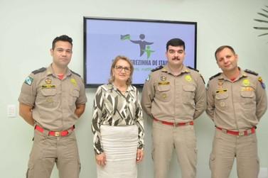 Corpo de Bombeiros de Santa Terezinha de Itaipu terá novo comandante