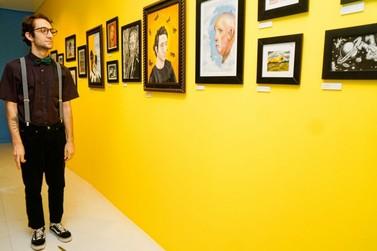 Delicadeza é marca de três exposições abertas ao público no Ecomuseu de Itaipu