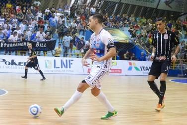 Foz Cataratas Futsal e Corinthians lotarão o Ginásio Costa Cavalcanti