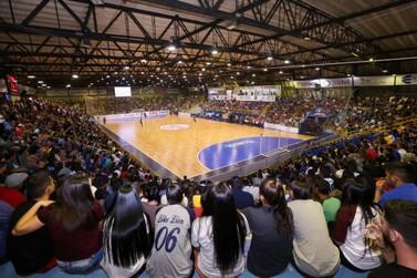 Foz Cataratas Futsal recebe o Corinthians pelas oitavas da Liga Nacional