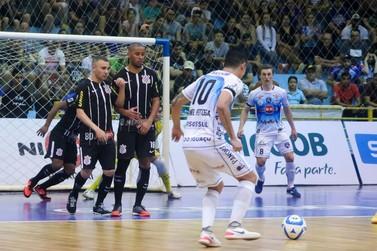 Foz do Iguaçu quer a vitória contra o Corinthians e mira as finais da LNF