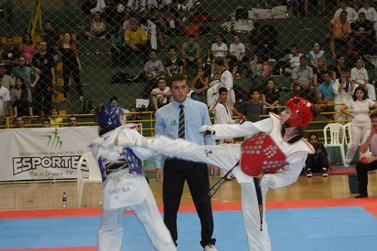 Foz do Iguaçu receberá o Open de Taekwondo entre os dias 19 e 21 de outubro