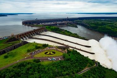 Governo suspende pagamento dos royalties de Itaipu aos municípios