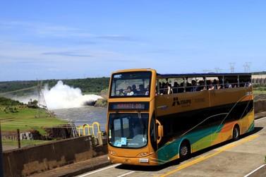 Itaipu espera mais de oito mil visitantes para o feriadão de Finados