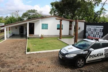 Polícia Civil de Foz tem novo depósito para guardar carros apreendidos