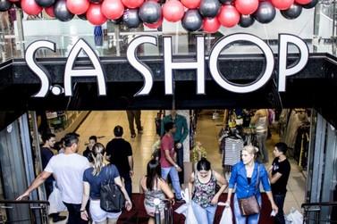 """SA Shop realização saldão especial """"Dia das Crianças"""" com descontos imperdíveis"""