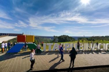 Itaipu espera 9,5 mil visitantes no feriadão da Proclamação da República