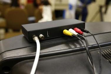 Mutirão de antenistas fará instalação gratuita de conversor e antena digital