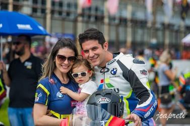 Piloto de Foz do Iguaçu é campeão brasileiro de motovelocidade em Londrina