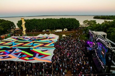 STI será palco de um dos maiores festivais de música eletrônica do Paraná