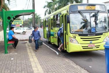 Tarifa do transporte coletivo em Foz sobe para R$ 3,75 nesta quinta-feira
