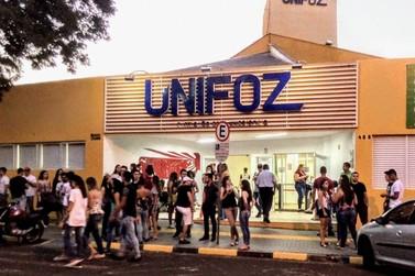 UNIFOZ encerra ano letivo com eventos para acadêmicos de ADM e Direito