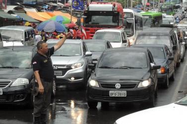 Esquema de cobrança de propina continua no trânsito de Cidade do Leste