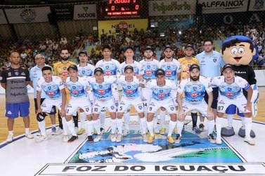 Foz Cataratas Futsal encerra nesta segunda primeiro lote de ingressos da final