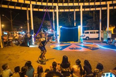 Mais de 4.500 pessoas prestigiaram o Festival do Circo em Foz do Iguaçu